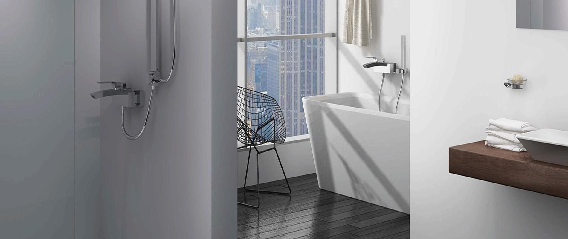 bathroom mixers, showers, accessories