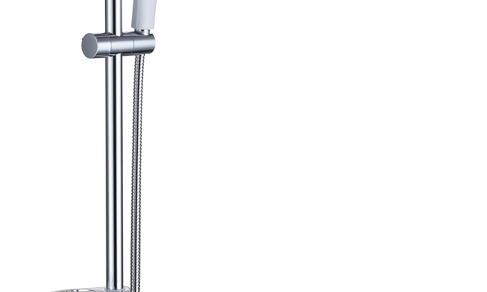shower column square